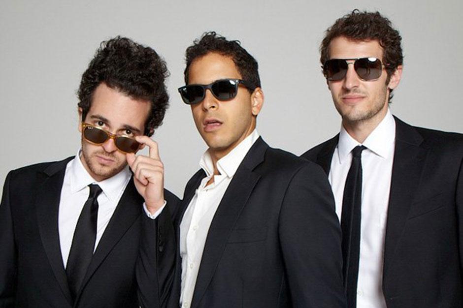 The distinguished gentlemen of Rap Genius