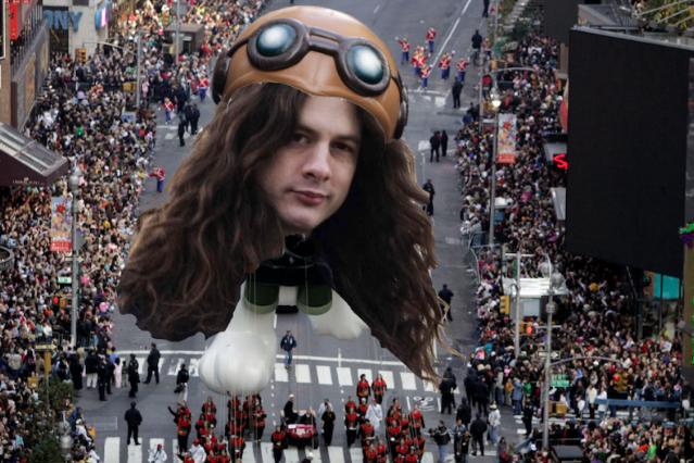 Kurt Vile, parade