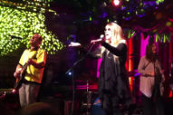 Stevie Nicks Made a Surprise Appearance At Deer Tick's New Year's Eve Show