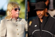 Maynard James Keenan Calls Denzel Washington His 'Comfort Blanket'