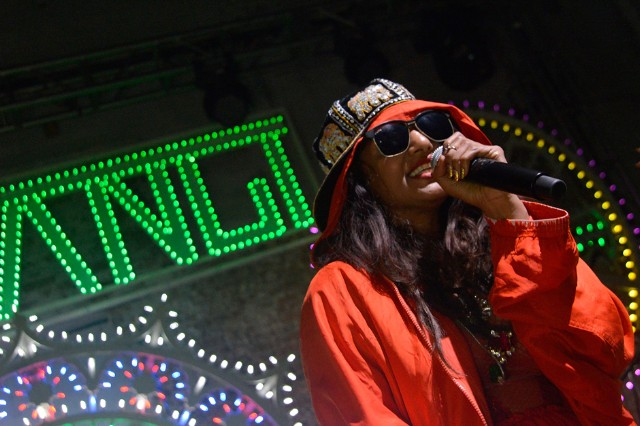 m.i.a., roc nation, matangi