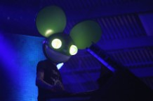 Deadmau5 Miami Club Phones VIP NYE Twitter