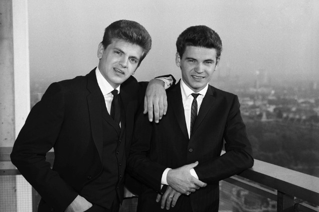 Phil Everly Dead Brothers COPD Lung Disease