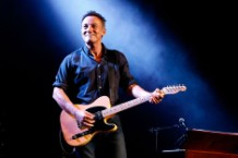 bruce springsteen, high hopes, new album, stream