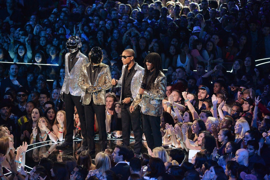 Daft Punk, Stevie Wonder, Grammy Awards 2014, Nile Rodgers, Pharrell Williams