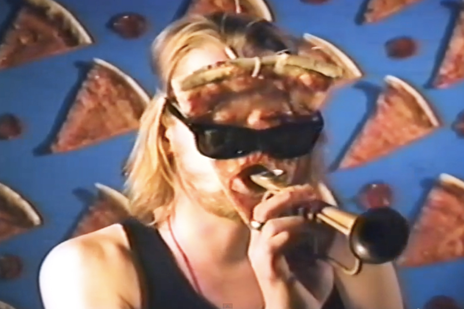 Image result for macaulay culkin pizza band