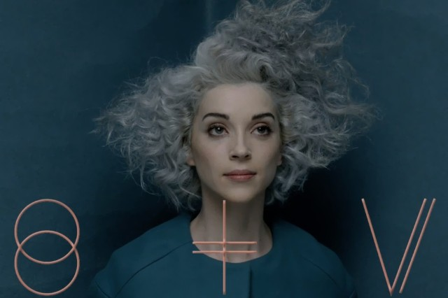 "St. Vincent, ""Digital Witness,"" fourth album, stream, Annie Clark"