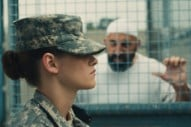 Kristen Stewart's Emo G.I. Jane Makes Friends With the Enemy in 'Camp X-Ray'