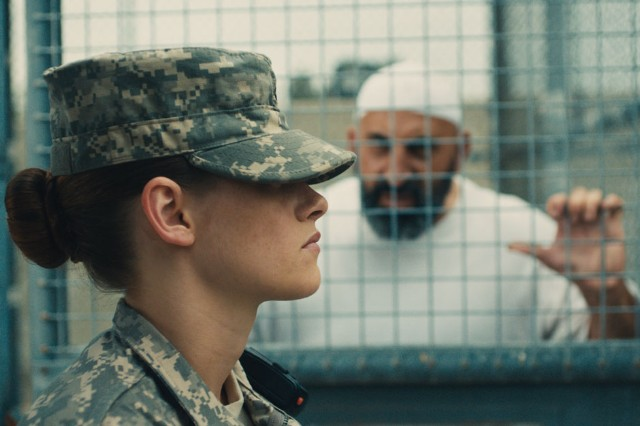 Kristen Stewart Camp X-Ray review