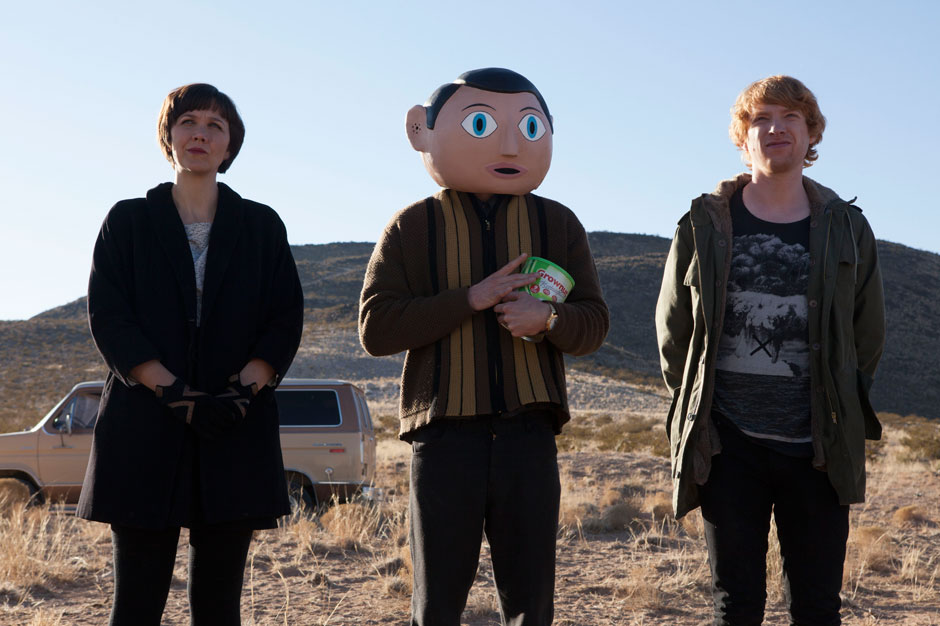 Frank Sundance Film Review Michael Fassbender