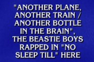 Can You Answer These 'Jeopardy!' Rap Questions?