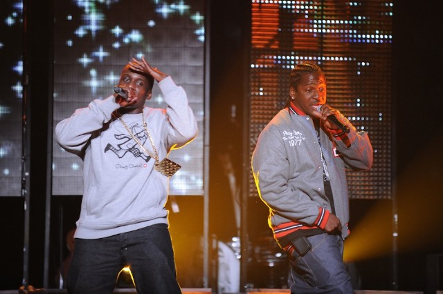Clipse, Pusha T, No Malice, reunion album, Neptunes, 'As God as My Witness'