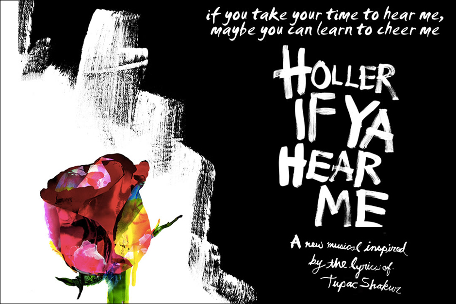 Tupac Shakur Musical Broadway Holler If Ya Hear Me Dates