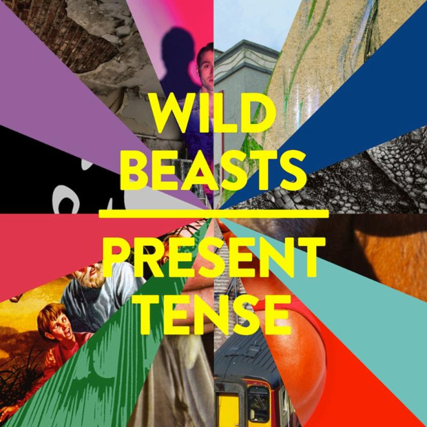 wild beasts present tense album cover domino