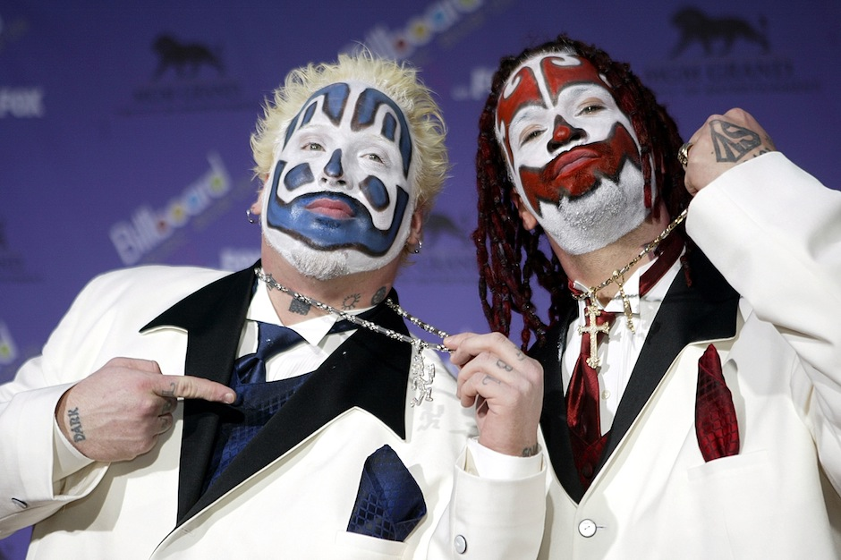 Insane Clown Posse, FBI, lawsuit