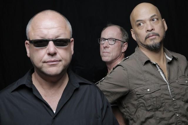 Pixies, Kim Deal, bassist, drummer David Lovering, Paz Lenchantin