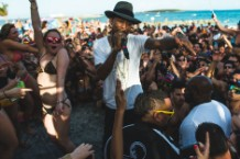 Pharrell Williams at Holy Ship!!!