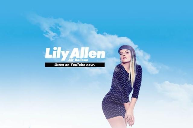 "Lily Allen, ""Air Balloon,"" stream, Kurt Cobain, Elvis Presley"