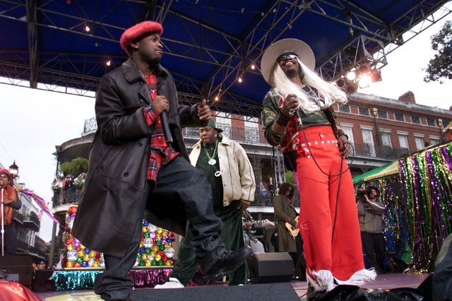 OutKast Festival Reunion 2014 Tour Shows