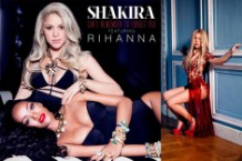 "Shakira, Rihanna, ""Can't Remember to Forget You,"" stream"