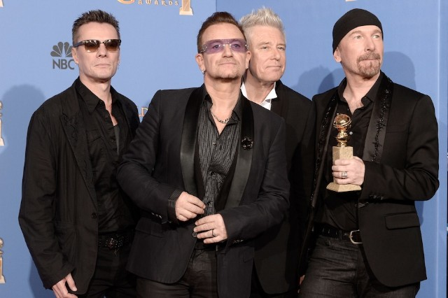 U2, live, four years, suprise, Haiti, benefit, tour hopes