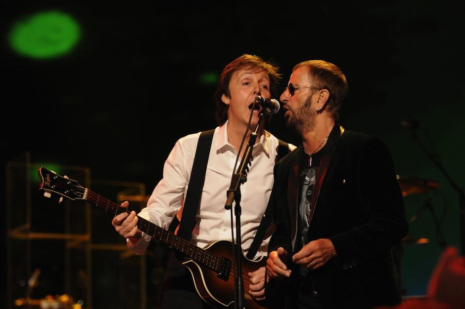 Beatles Paul McCartney and Ringo Starr to Reunite at 2014 ...