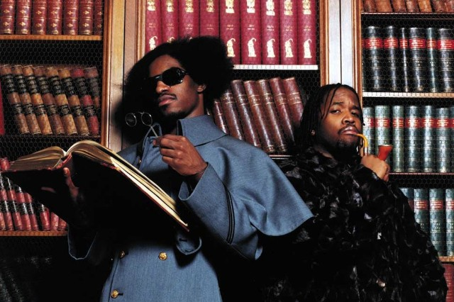 OutKast, Andre 3000, Big Boi, Queen Latifah, new album, Howard Stern