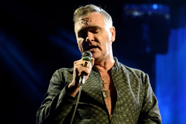 morrissey, new album, record deal, harvest records