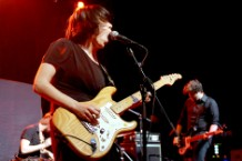 screaming females, steve albini, live album, live at the hideout
