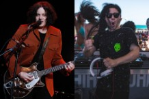 governors ball music festival, jack white, skrillex