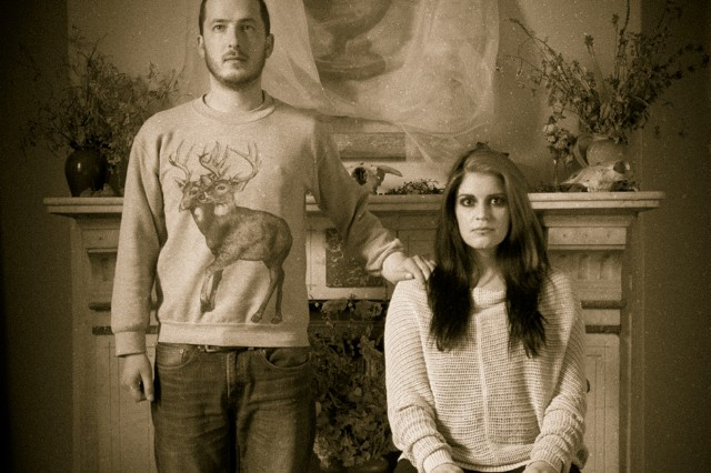 Snow Ghosts (Ross Tones and Hannah Cartwright)
