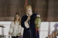 Austra Host Mind-Warping Dance Party in 'Hurt Me Now' Video