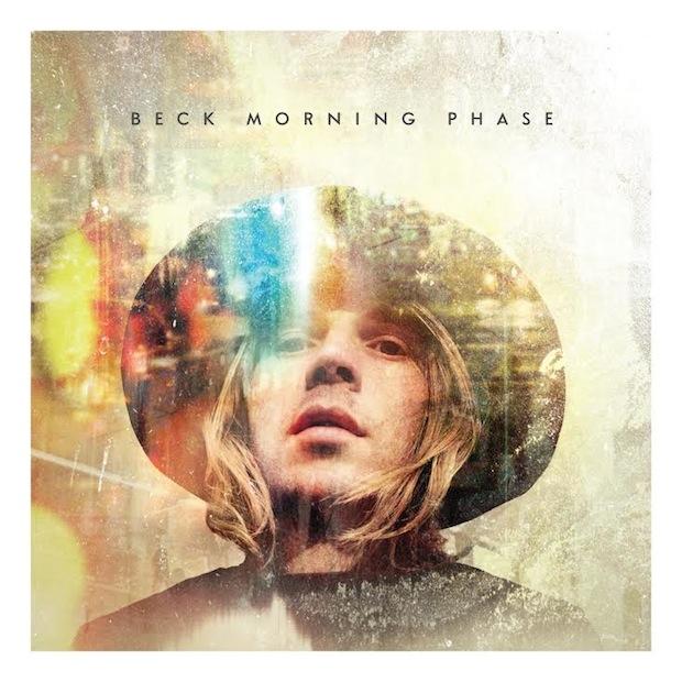 Beck, 'Morning Phase,' cover art