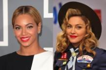 Beyonce, Madonna, Grammy, 2014