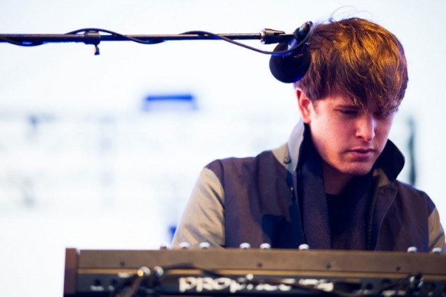 James Blake, bbc radio 1
