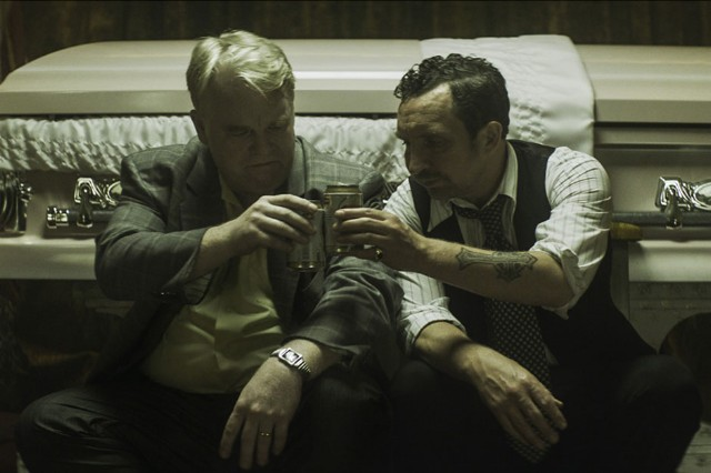 Philip Seymour Hoffman God's Pocket review Sundance