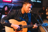 Damon Albarn Warms Sundance Crowd With Intimate Set at YouTube/SPIN Showcase