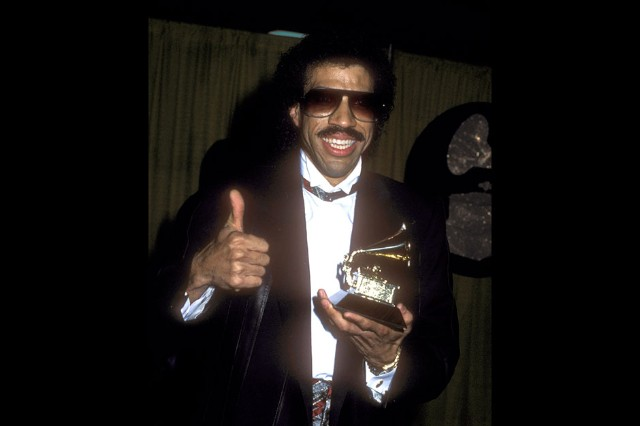 Image result for Lionel Richie beat Bruce Springsteen