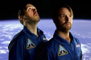 Watch Wax Fang Blast Off in Trailer for 'The Astronaut' Rock Opera