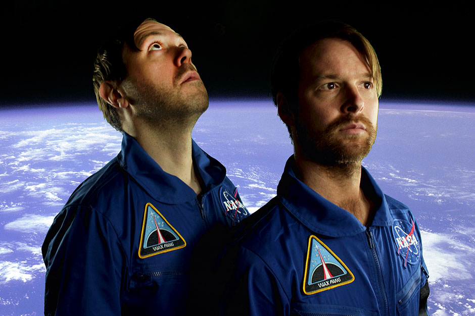 Watch Wax Fang Blast Off in Trailer for 'The Astronaut ...