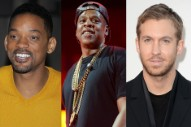Will Smith, Jay Z, and Calvin Harris Working on EDM Comedy Series for HBO