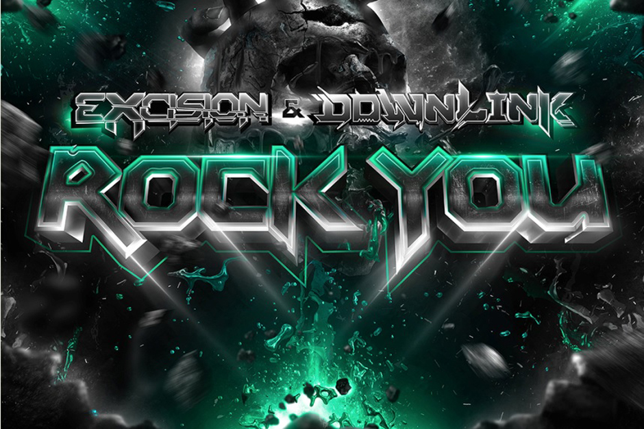 Excision and Downlink will rock you with laughter