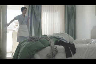 See Polica Play Motel Housekeeper in Dreamy 'I Need $' Video