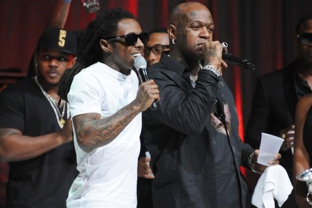 Lil Wayne Birdman Lawsuit Feud 8 million