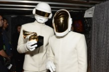 daft punk, random access memories, grammys 2014, album of the year