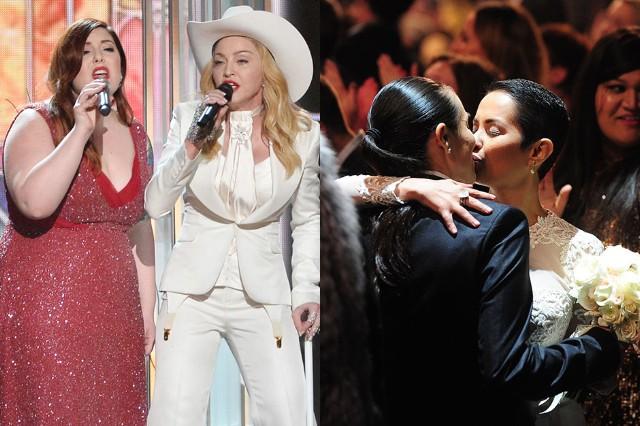 WORST: The Macklemore/Madonna Mass-Wedding Fiasco