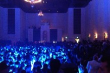 Inside Daft Punk's Grammy Afterparty, Park Plaza, Los Angeles