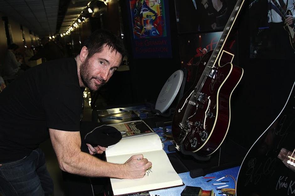 Nine Inch Nails, Trent Reznor, Grammys 2014