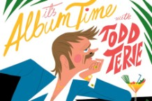 Todd Terje 'It's Album Time' Bryan Ferry Cover Track List