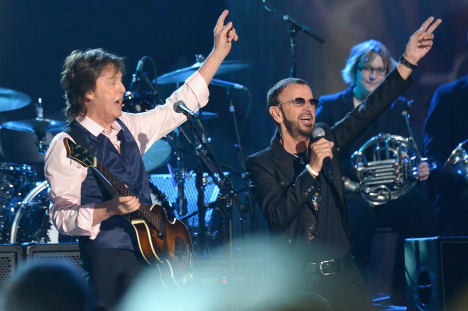 Beatles Ed Sullivan Anniversary Salute Concert Lineup Grammy